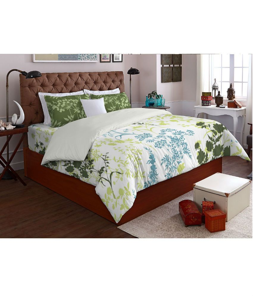 Bed sheets: buy bed sheets, designer bed sheets online at best ...
