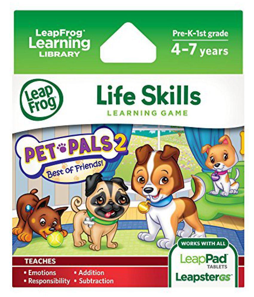Leapfrog Explorer Software Pet Pals 2, Multi Color