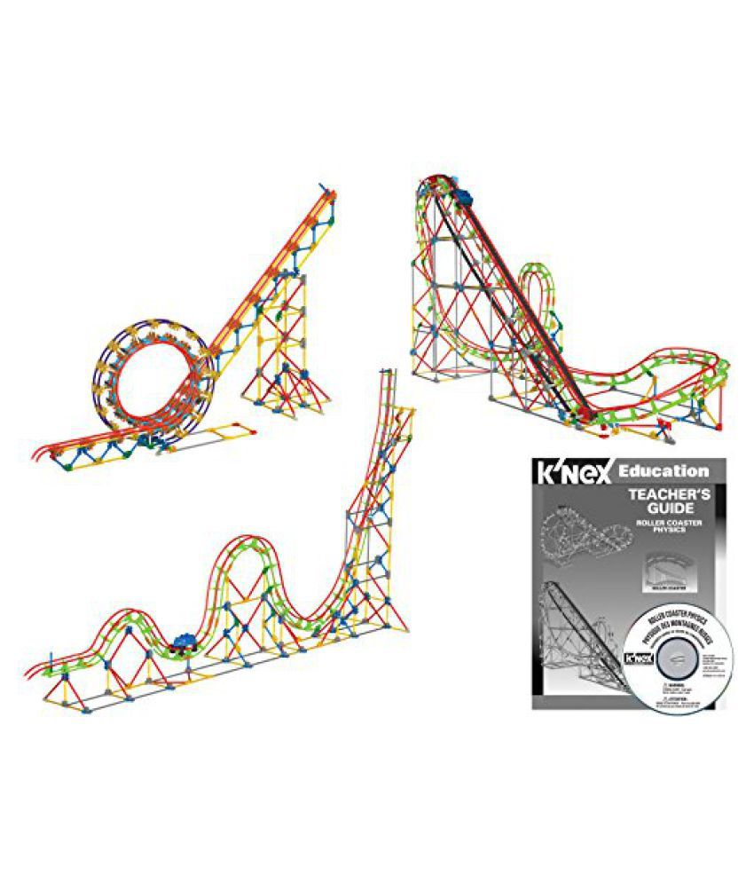 K''NEX Education - Roller Coaster Physics
