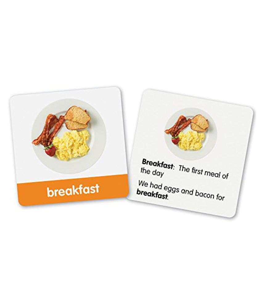 Learning Resources Grade First Vocabulary Photo Cards