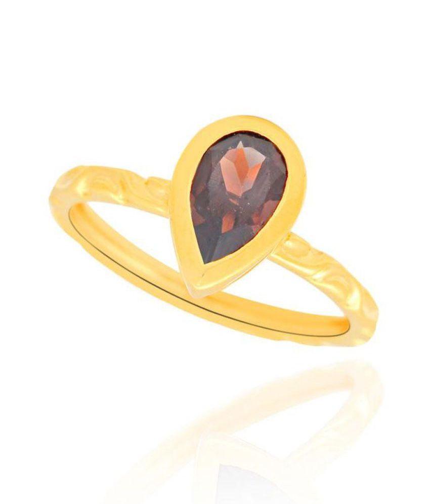 Parineeta 18k Yellow Gold Diamond Ring