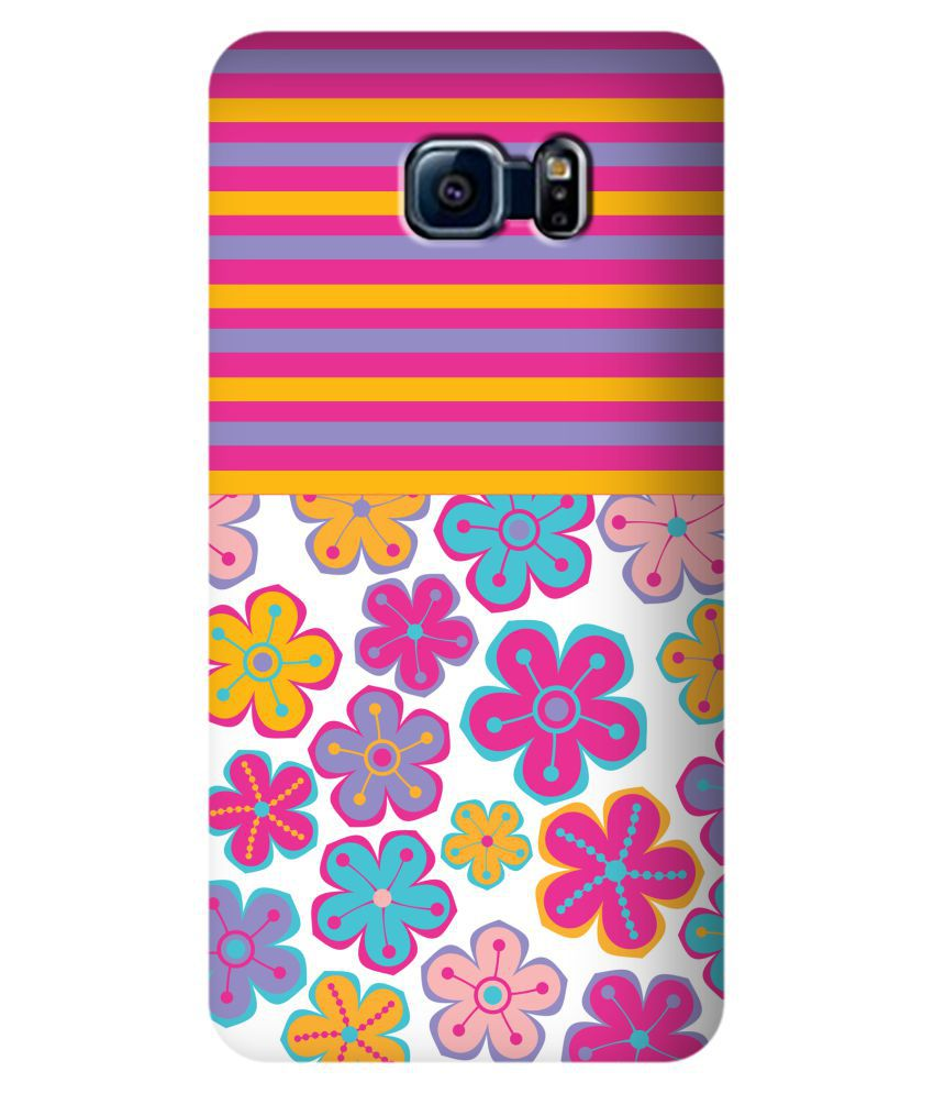 Samsung Galaxy S6 Edge Printed Cover By SWAGMYCASE