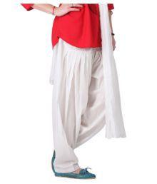 Gitik Creations Cotton Pack Of Salwar With Dupatta Set