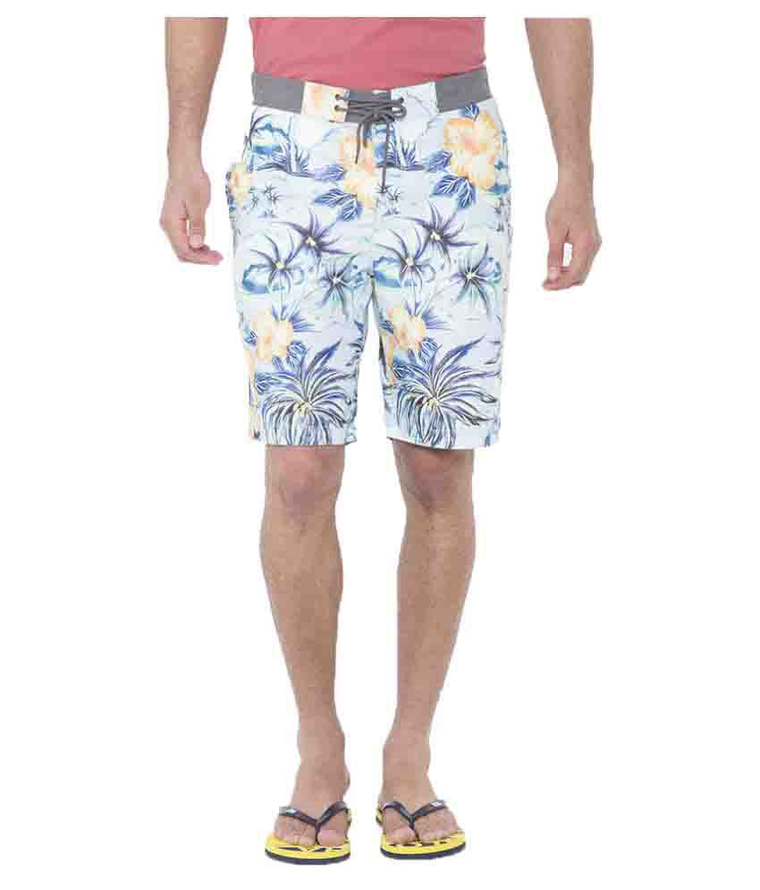 Bay Island Multi Shorts