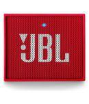 JBL GO Portable Speaker - Red