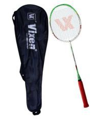 Vixen Power Pack 1000 Strung Badminton Racquet