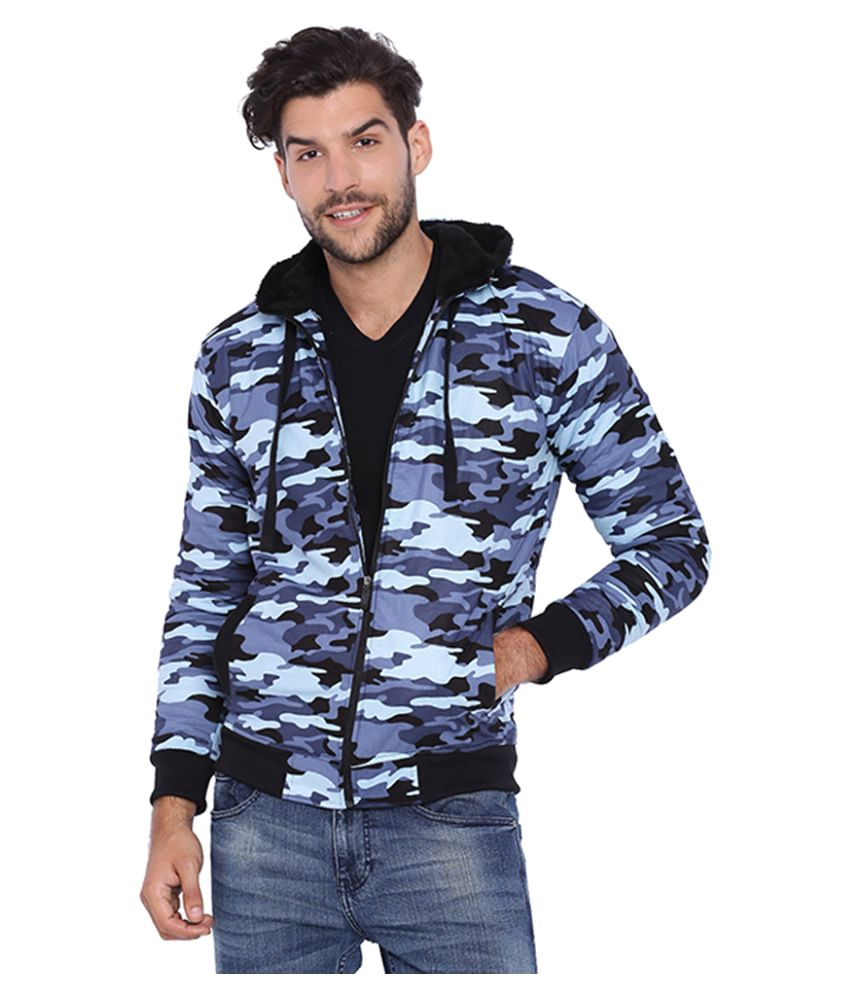 Winter Fashion Favorites On Sale Now By Snapdeal | Campus Sutra Multi Casual Jacket @ Rs.1,003