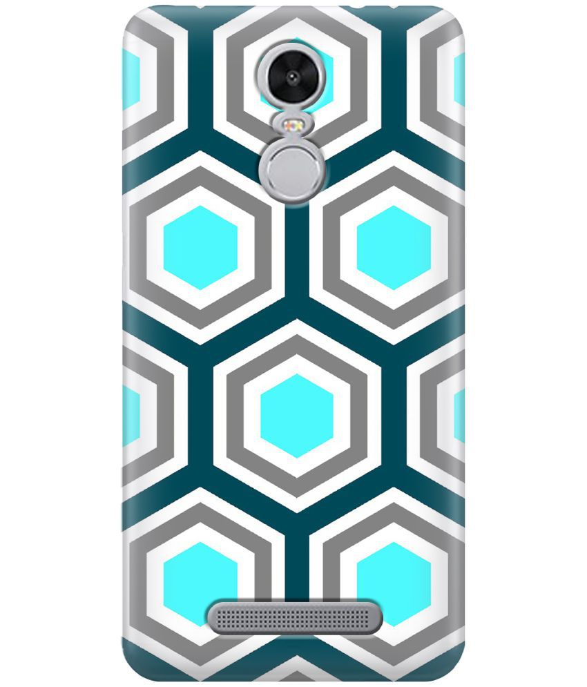 Xiaomi Redmi Note 3 Printed Cover By SWAGMYCASE