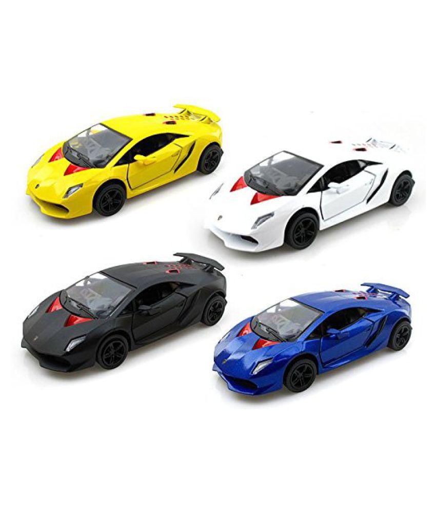 Set Of 4 Lamborghini Sesto Elemento 1 38 Buy Set Of 4