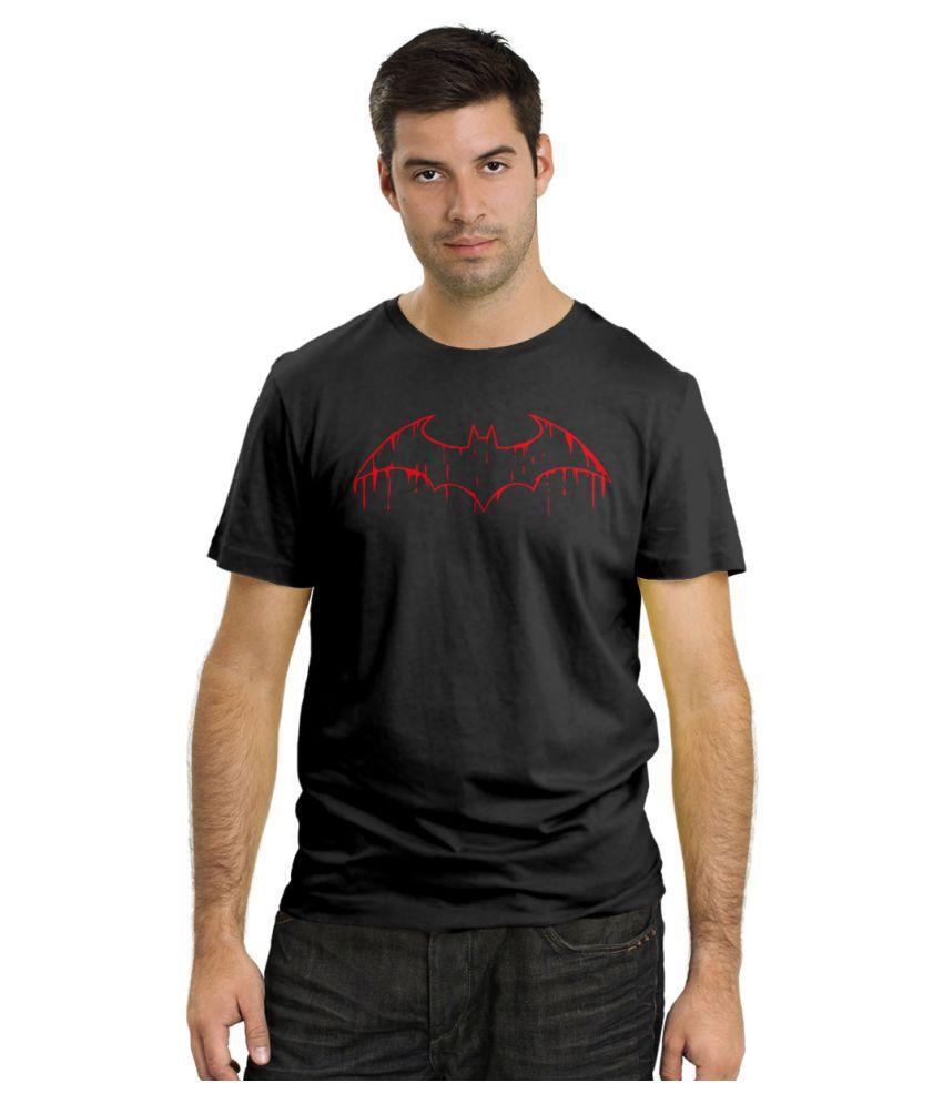 Dna Black Round T-Shirt
