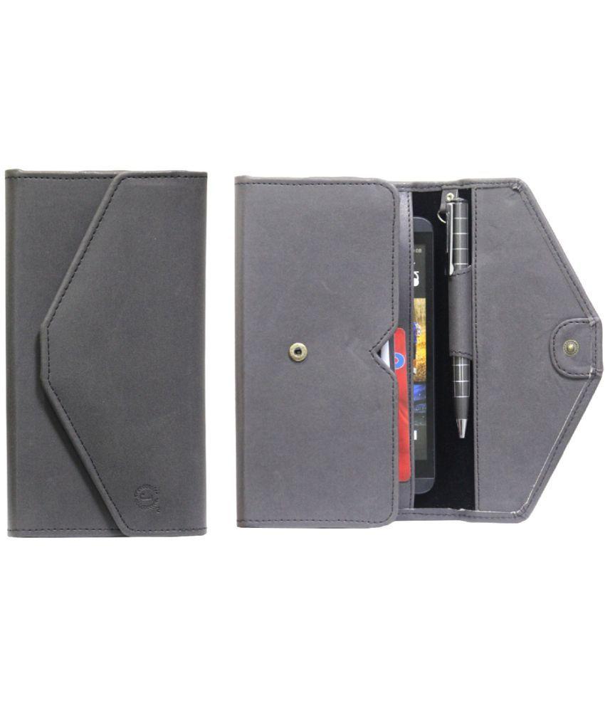 Panasonic T44 Holster Cover by Jojo - Black