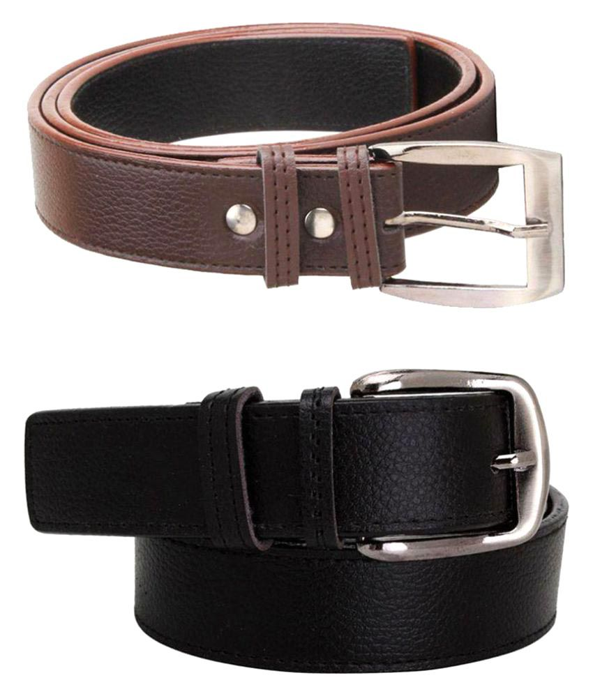 A&m Multi PU Casual Belts