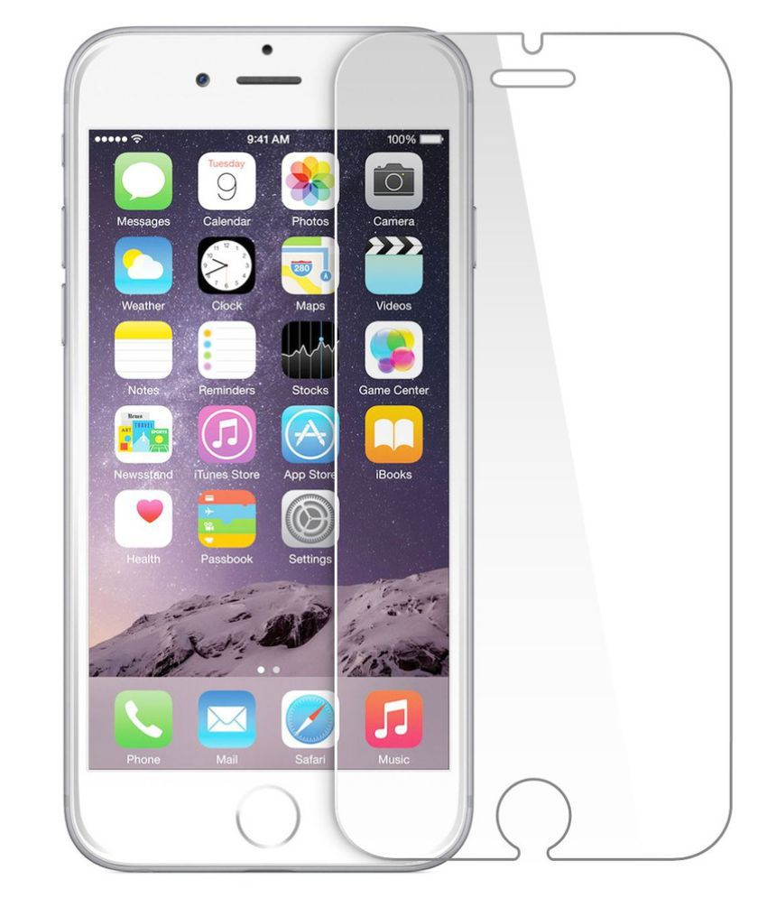 Apple iPhone 6S Tempered Glass Screen Guard By Anger Beast