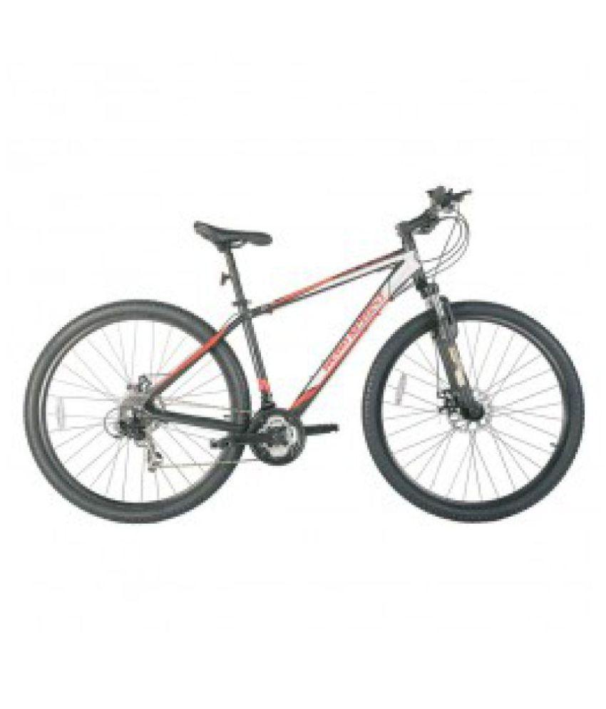 Hero Hero Sprint Pro Rover 29 24 Speed Red Bicycle Mountain Bike