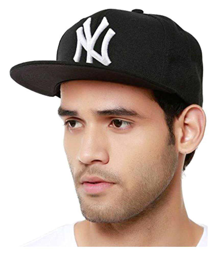 6a7205dd94447 FAS Ny Embroidered Snapback and Hip Hop Caps  Buy Online at Low Price in  India - Snapdeal