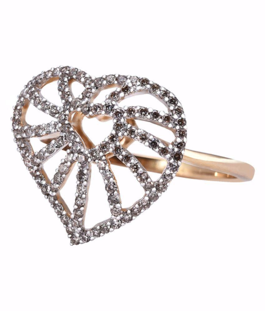 Jora Jewellers Pvt Ltd 14k Gold Ring