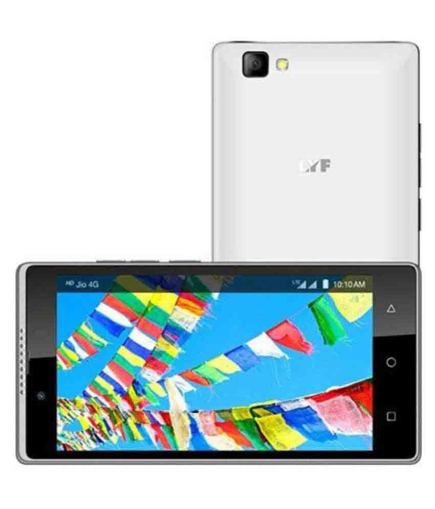 LYF LS-5016 16GB White