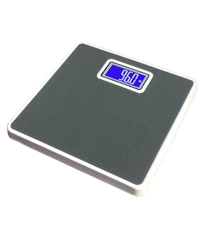 Electronic Bathroom Weighing Scales: Weightrolux DIGITAL LCD ELECTRONIC BATHROOM PERSONAL BODY