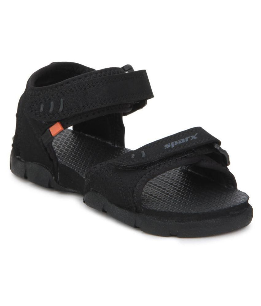 Womens sandals flipkart - Sparx Ss 101 Black Casual Sandal Available At Snapdeal For Rs 499