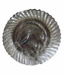 Daksh Disposables Bio Degradable Disposable Wrinkle Plate