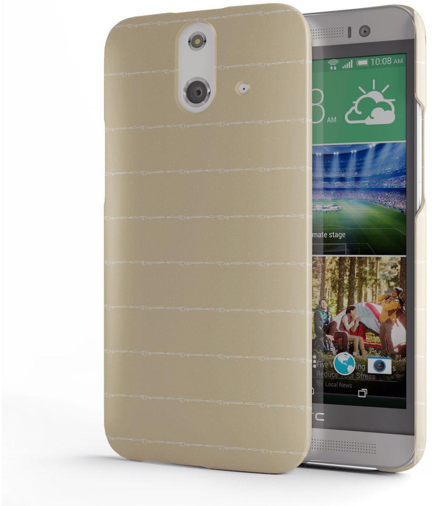 HTC One E8 Printed Cover By Koveru