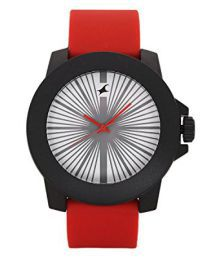 Fastrack White Dial Analog Men Watch-38021PP03