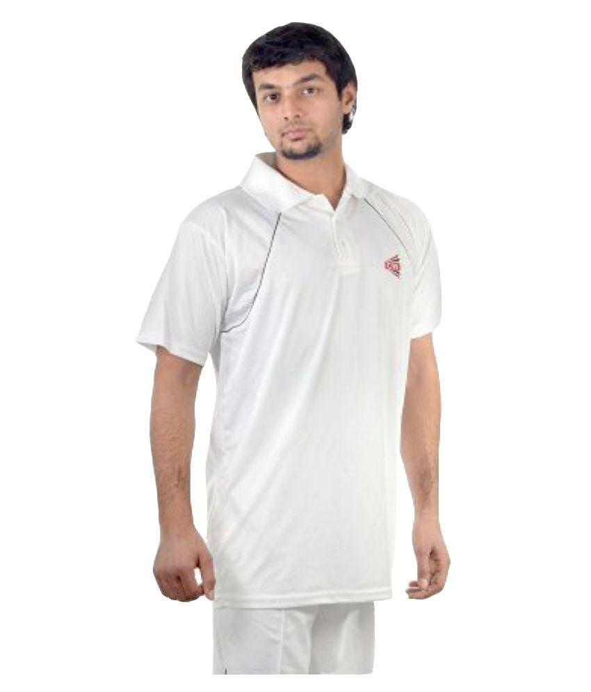 CW White Cricket Dress