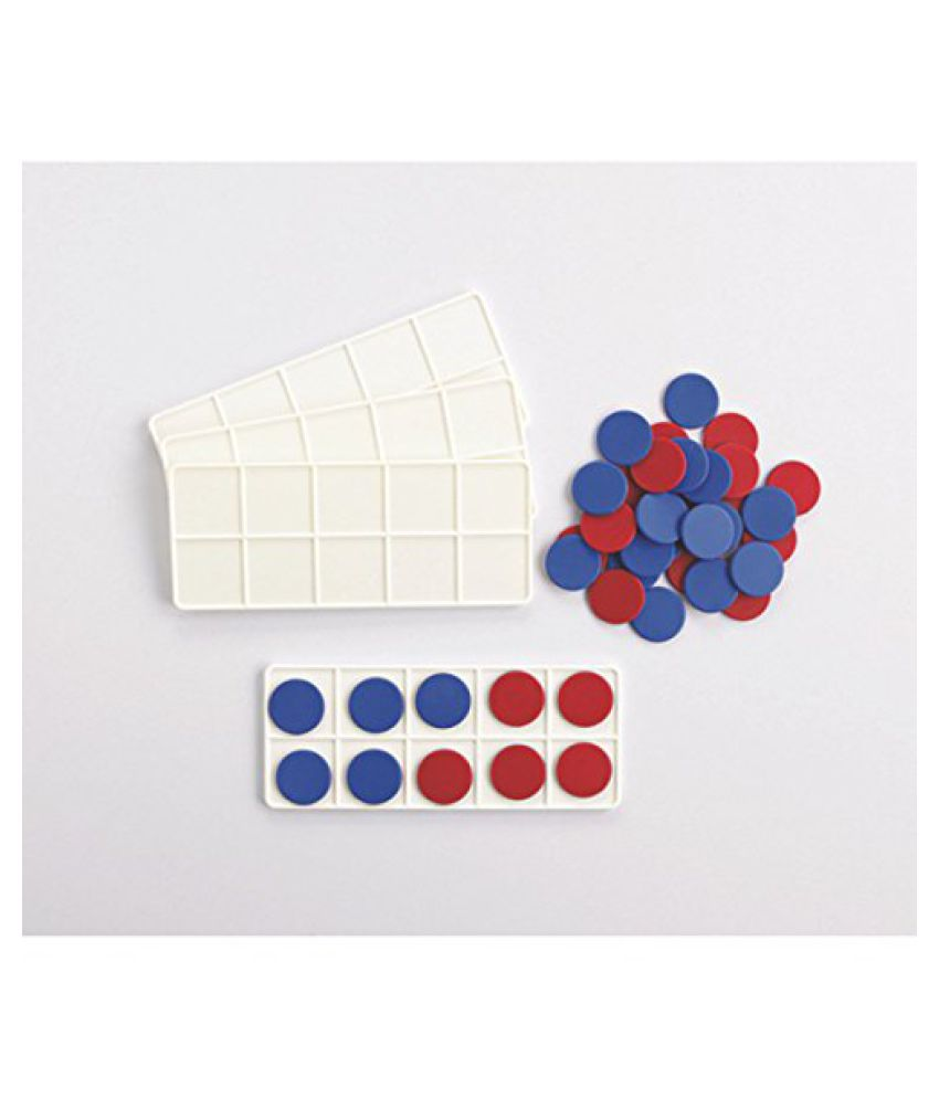 Ten Frame Set (set of 44) - Buy Ten Frame Set (set of 44) Online at ...
