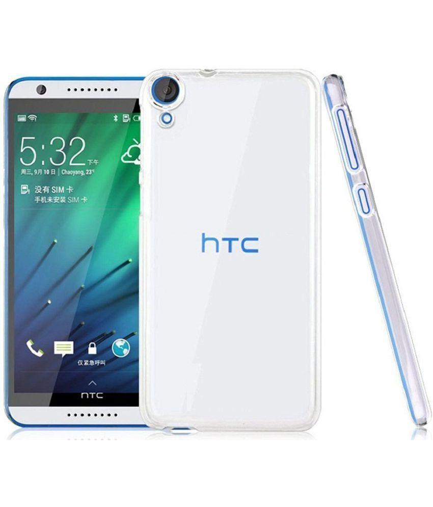 super popular 10b93 bc183 HTC Desire 828 Dual SIM Cover by Galaxy Plus - Transparent