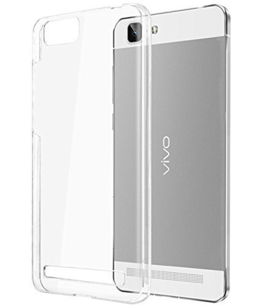 new style 152e3 23546 Vivo Y27L Cover by Galaxy Plus - Transparent