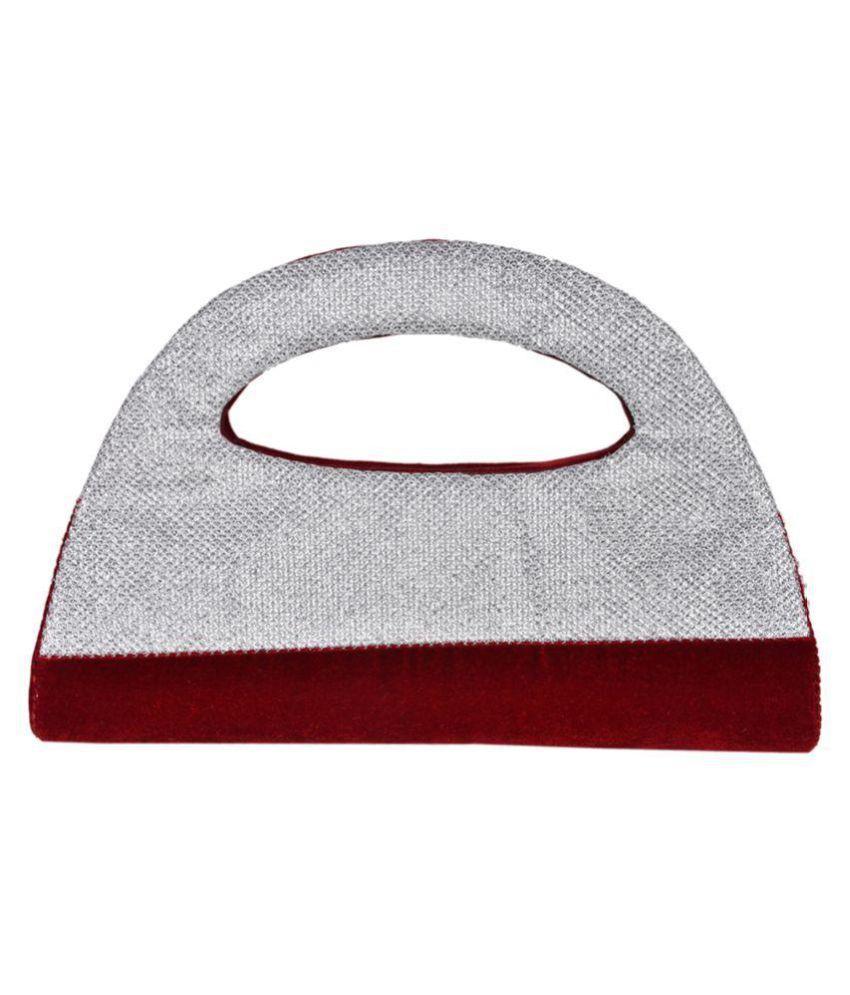 Navya Bags Multi Silk Wristlet