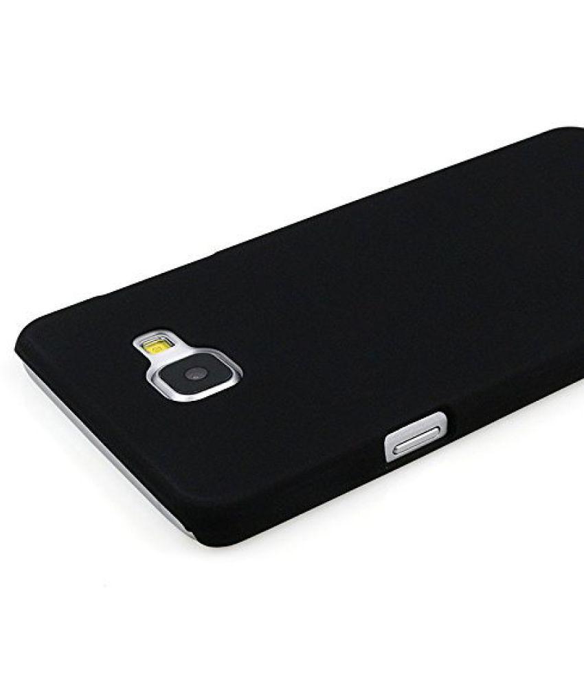new concept babc4 216f8 Samsung Galaxy J7 Prime Cover by PKSTAR - Black