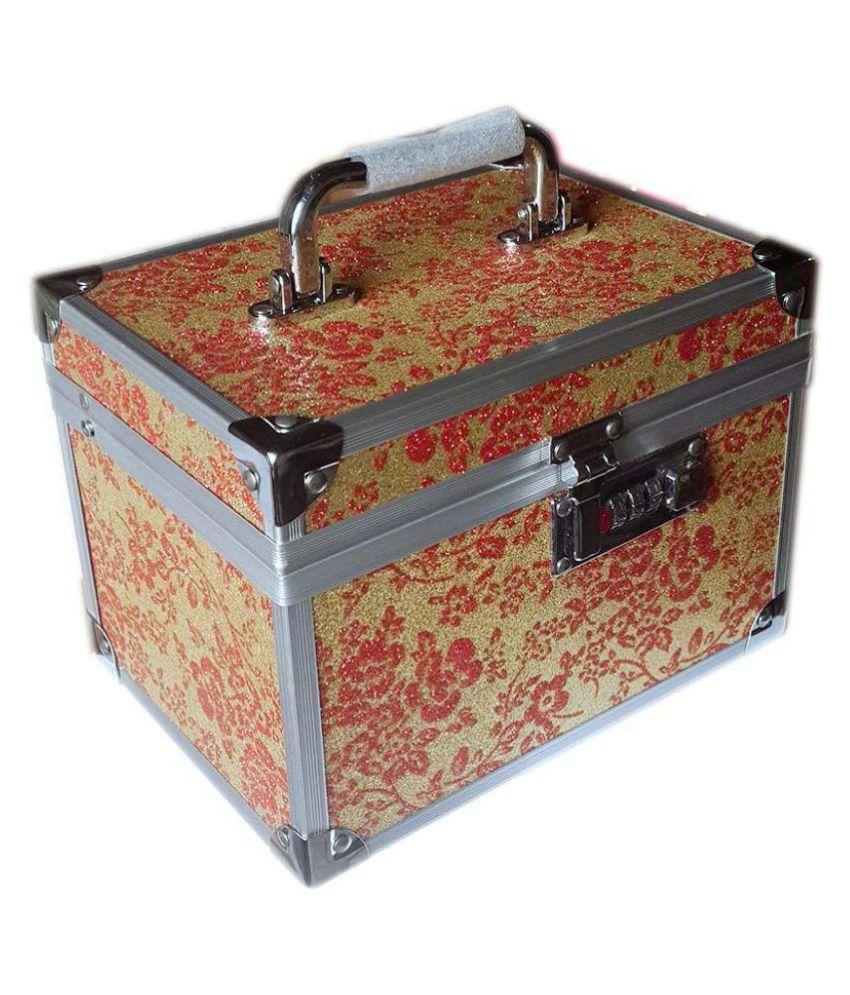 Bonanza Multicolor Jewelry Vanity Box