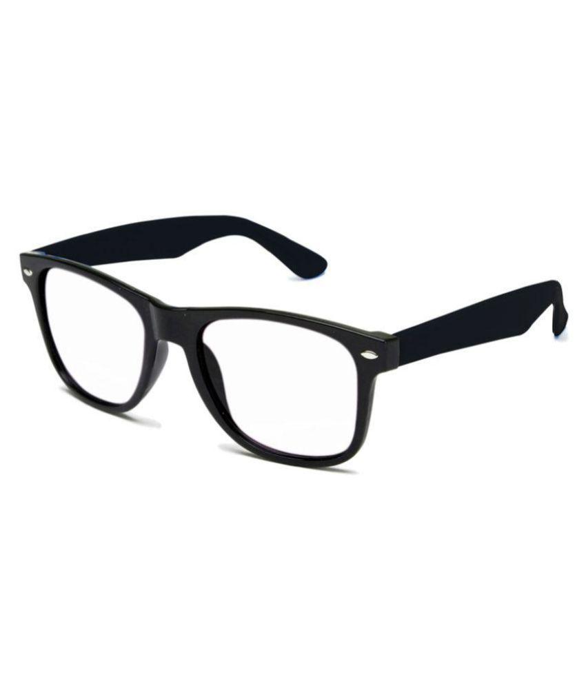 Rode-X Clear Wayfarer Sunglasses ( RD-WY-07 )