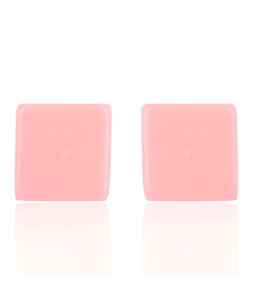 Diva Walk Baby Pink Alloy  Stud Earrings