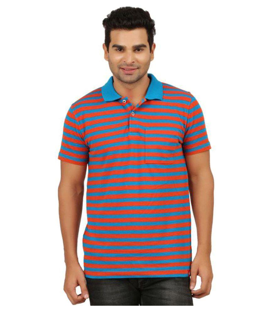 Menthol Multi Round T-Shirt