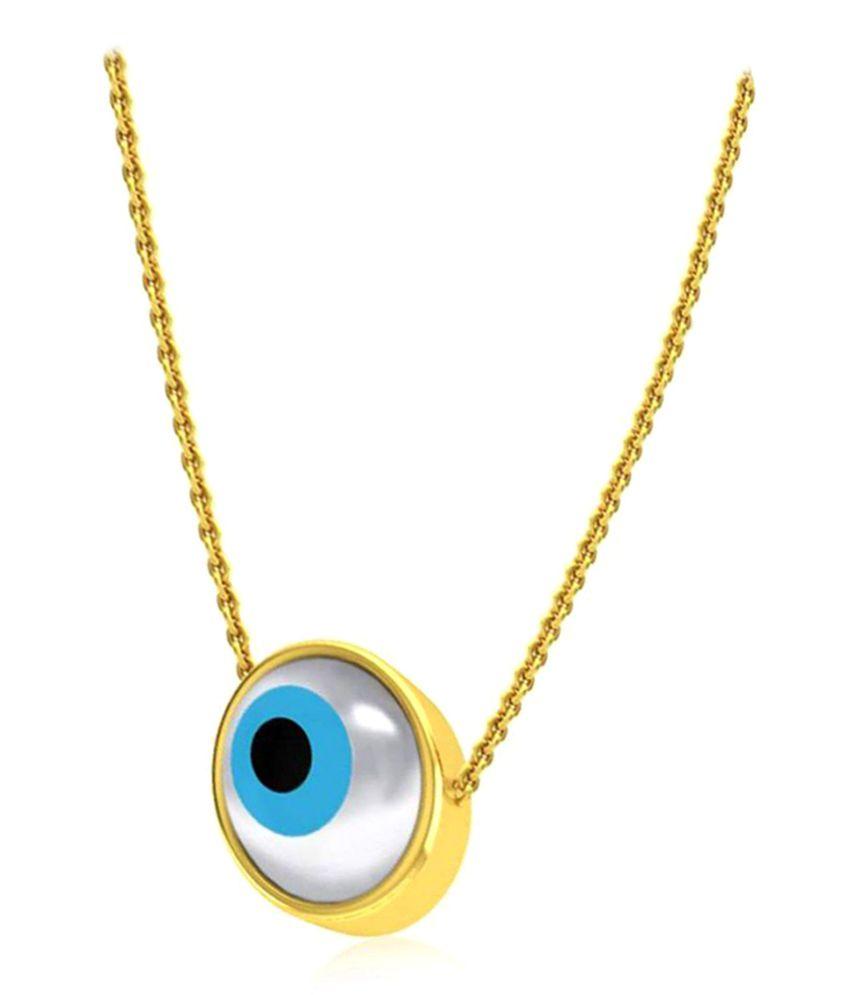 RockRush 18k BIS Hallmarked Yellow Gold Necklace