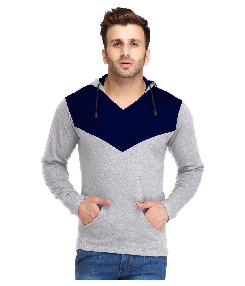 Leana Multi Hooded T-Shirt