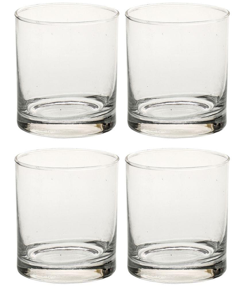 Somil Glass Glasses Set of 4