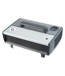 General Aux 2000 Life Electric Heat Convector Fan Room Heater Heat Convector Grey