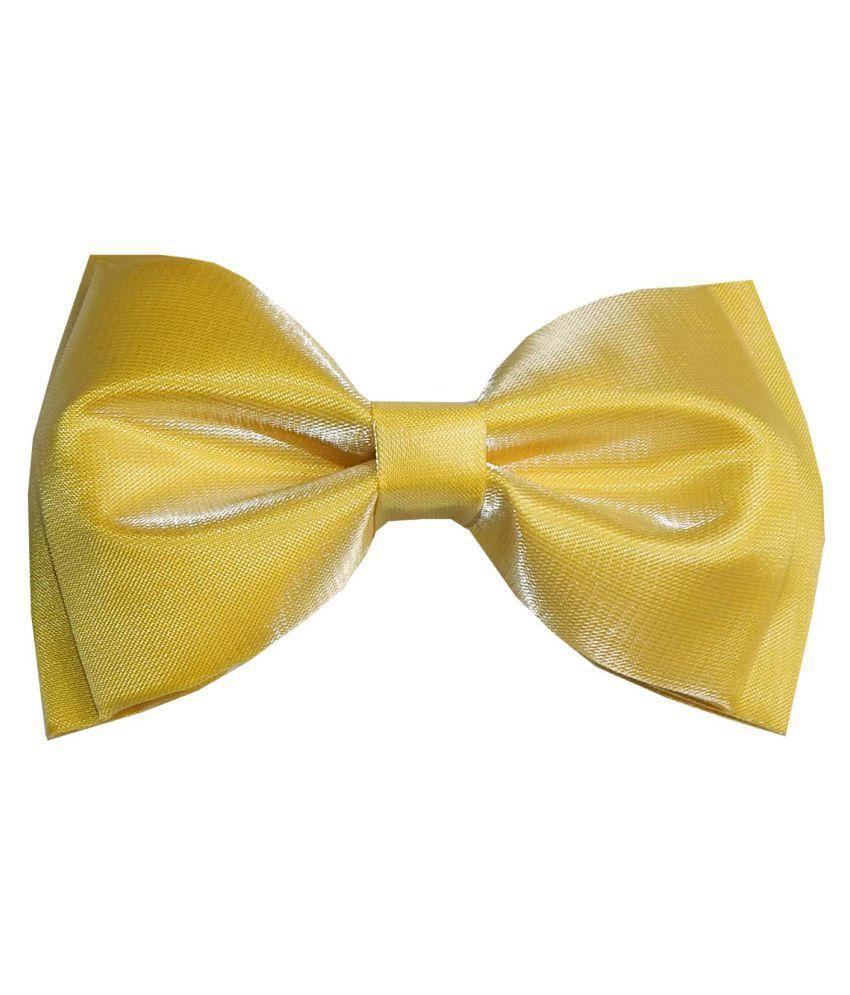 Navaksha Yellow Formal Necktie