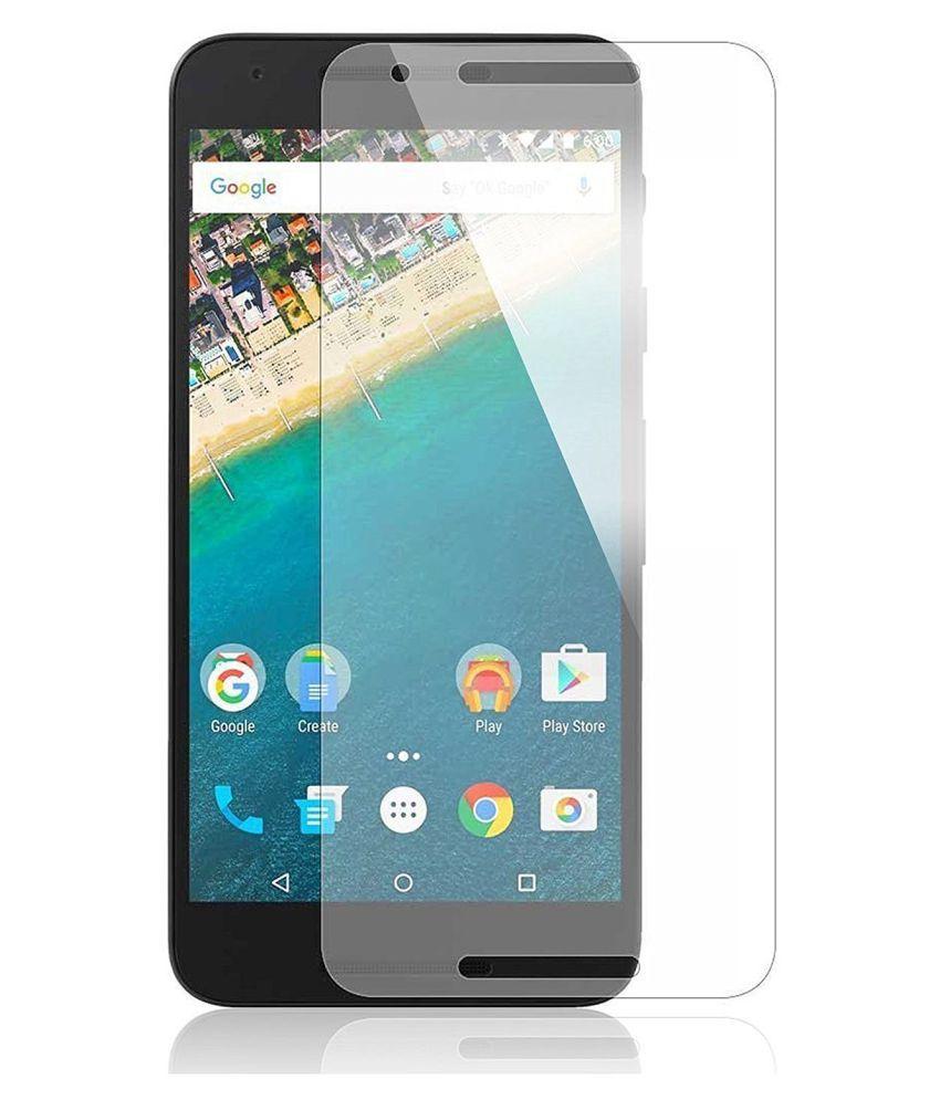 LG Google Nexus 5X Tempered Glass Screen Guard By Hook