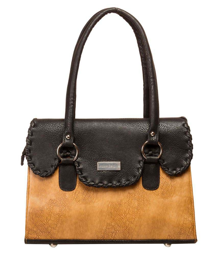 Louise Belgium Multi Artificial Leather Shoulder Bag