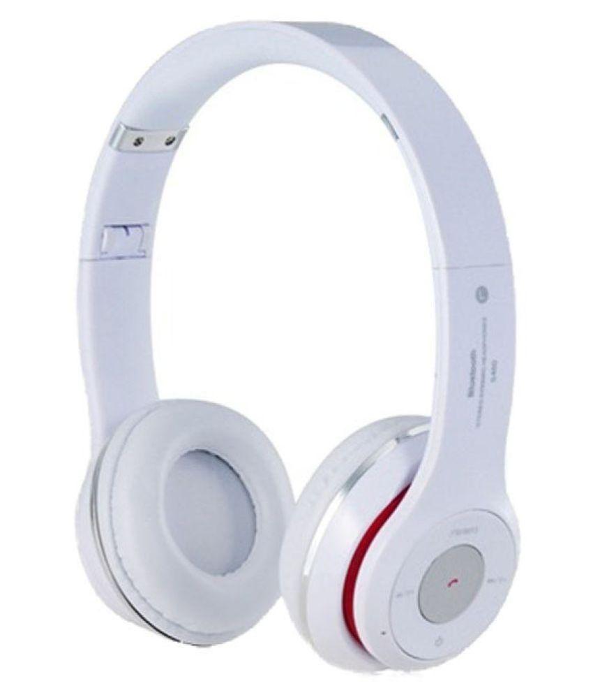 Gadget Hero's S460 Bluetooth Headphones
