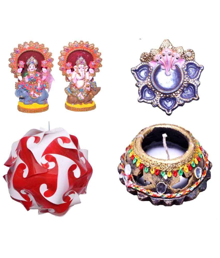 Blue indians Laxmi Ganesh Other Idol