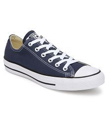 Converse Sneakers Blue Casual Shoes