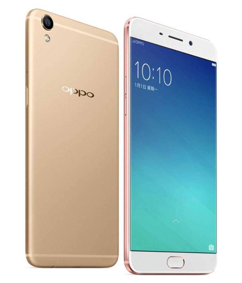 newest eef10 2678b Oppo Neo 5 Cover by Racip - Golden - Plain Back Covers Online at Low ...