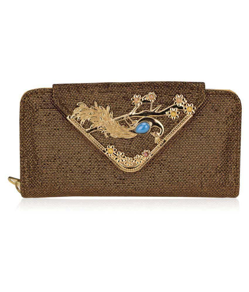 Kaos Brown Wallet