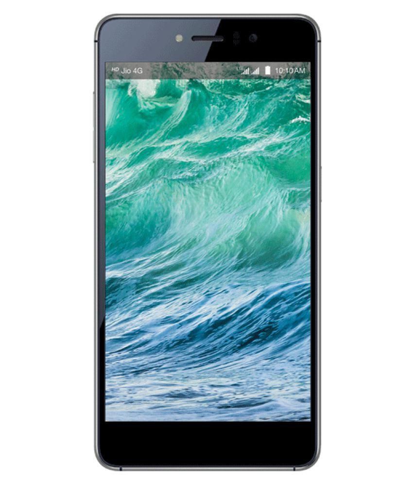 LYF WATER 8 16GB Black