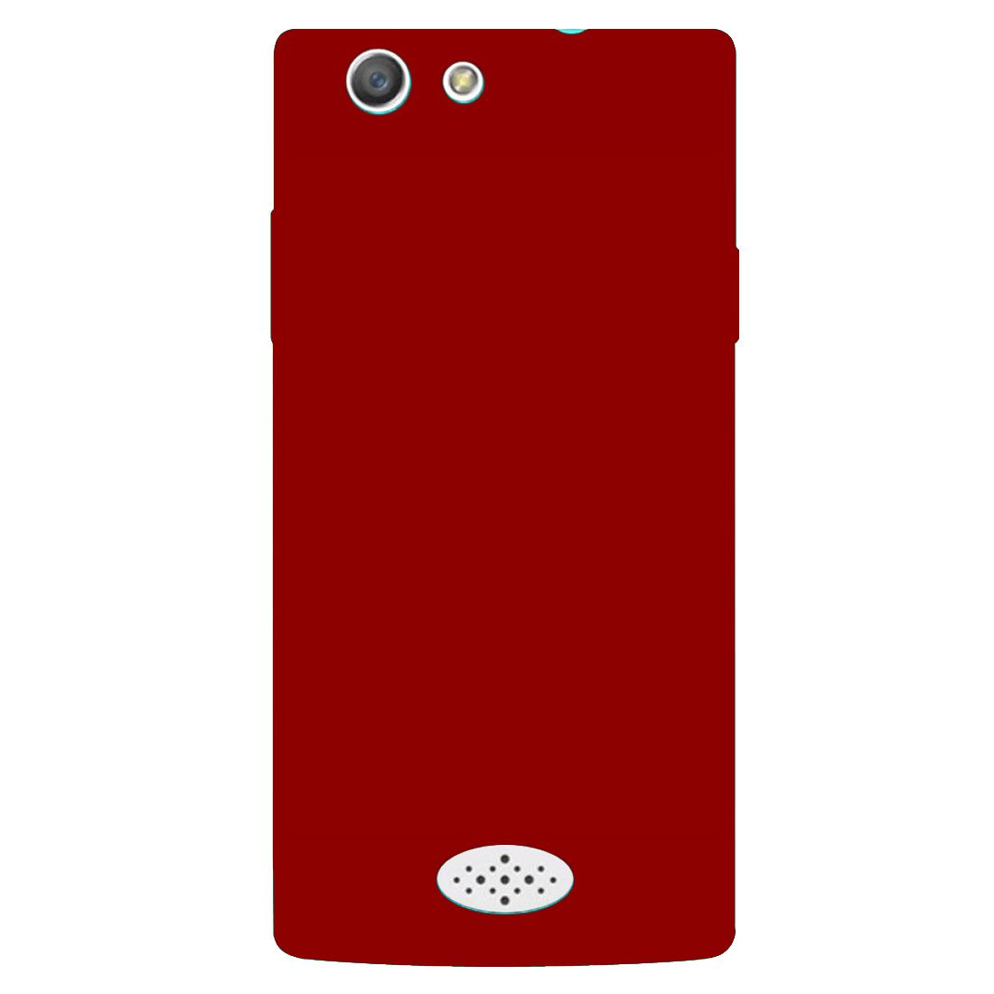 factory price a33d6 45c13 Oppo Neo 5 Cover by Coverup - Red